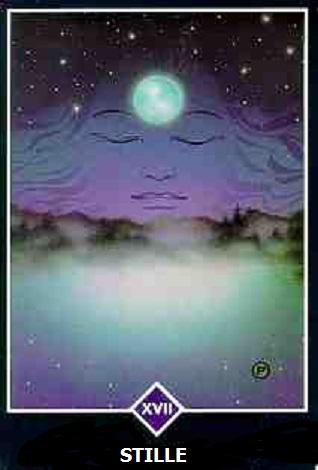 STILLE - OSHO Zen Tarot