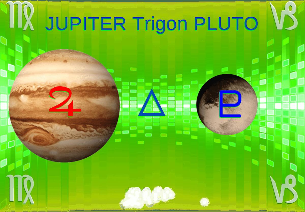 Jupiter Trigon Pluto